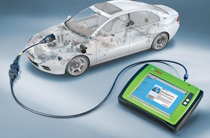 Diagnostika vozidiel